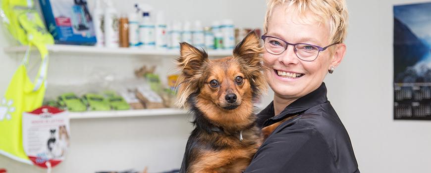 Bianca's Hundewelt: Der Hundesalon für wuschelige Vierbeiner