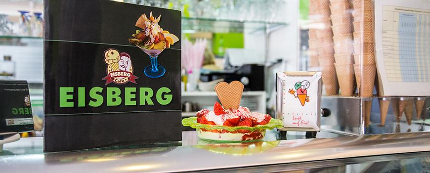 Eisdiele Hilden: Sommer-Schlemmerzeit im Cafe Eisberg