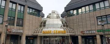 Einkaufen in Remscheid: Das Allee Center (A-H)