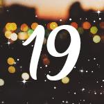 Adventskalender Nummer 19