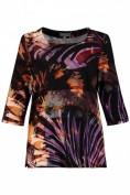 Slinky-Shirt, Patch-Design, 3/4-Ärmel, selection