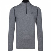 UNDERARMOUR Herren Trainingsshirt Threadborne Fitted Langarm