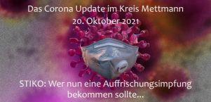 Corona Update: NRW empfiehlt Auffrischungs-Impfung für Ü70