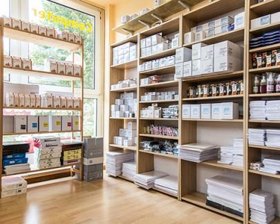 Der Tintenshop delta labs media in Haan