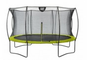 EXIT Trampolin Silhouette 427cm Lime