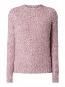 Calvin Klein Mega Fluff Sweat -  Pullover mit Alpaka-Anteil - Mauve