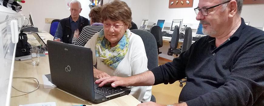 Senioren Internet Café Hilden Helfer Gesucht