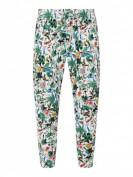 Raffaello Rossi Gira 6/8 -  Easy Pants mit Tunnelzug  - Grün