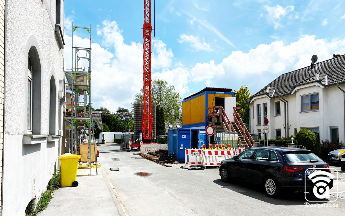Baustelle-Daimlerstrasse