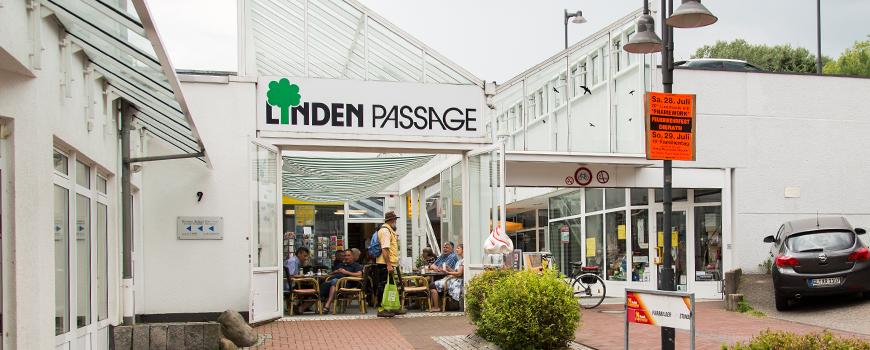 Einkaufen in Burscheid: Linden Passage
