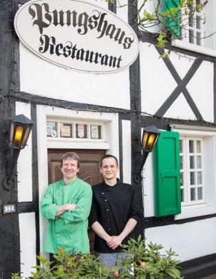 Pungshaus Hilden - das Restaurant Team