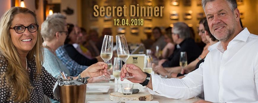 """Secret Dinner: """"Trüffelschwein"""" war diesmal das """"geheime"""" Restaurant"""