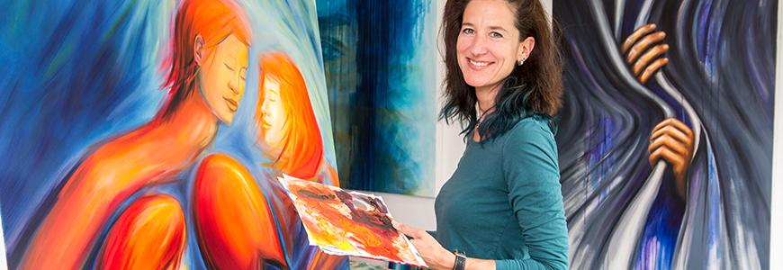 Corinna Waterlohn von Art2Inspire Langenfeld