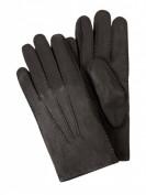 eem-fashion  Handschuhe aus Hirschnappa - Dunkelbraun