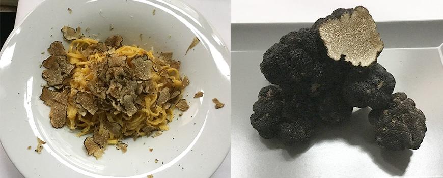 Trüffel essen in Hilden?