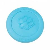 Zogoflex West Paw Hundespielzeug Zisc blau