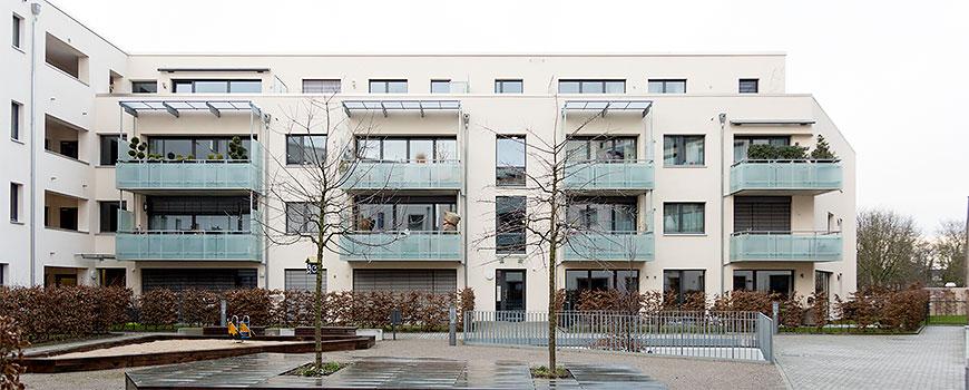 Jacobushof Hilden: Eigentumswohnung bei BIEGEL IMMOBILIEN noch zu haben
