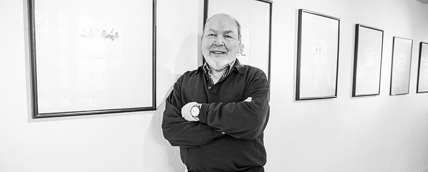"""""""Alaaf und Helau"""" – Ausstellung von Hans-Joachim Uthke"""