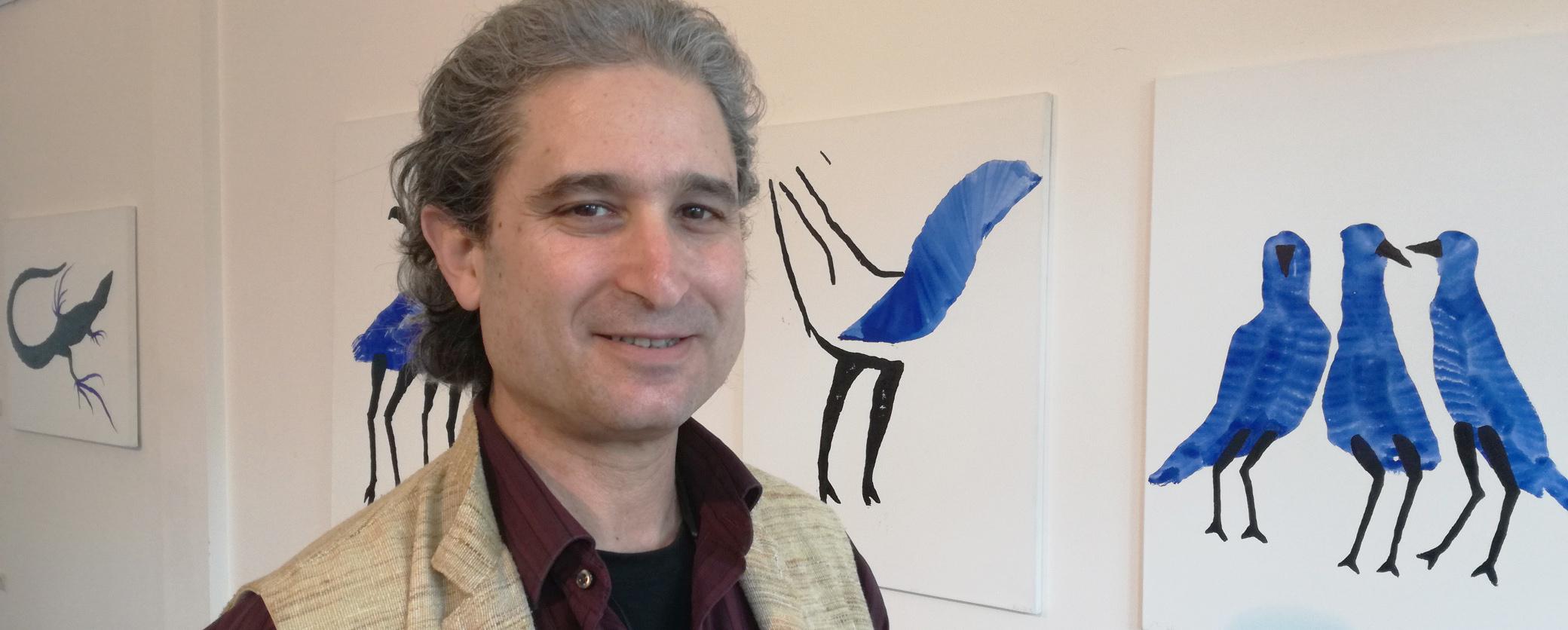 Kunstraum Hilden: Wie Abi Shek die Tierwelt sieht