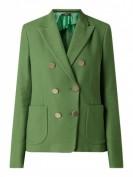 Windsor  Blazer mit 2-reihiger Knopfleiste Modell 'Albena' - Grün