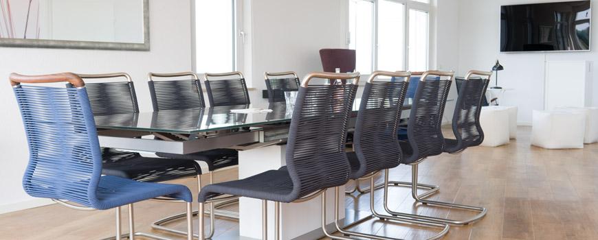 Willkommen in der WERFT 4.0, Langenfelds Coworking Space und Business Center!