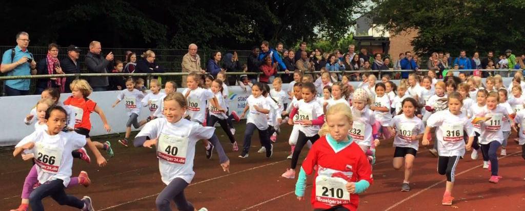 Hildanus – Lauf 2017 mit 850 Teilnehmern
