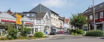 Einkaufen in Leichlingen: Die Gartenstraße