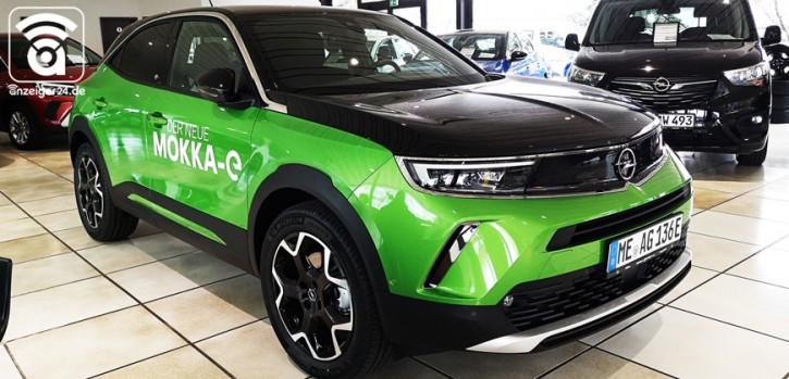 Opel Mokka 2021: Neue Designsprache, neues Gesicht, neuer Blitz