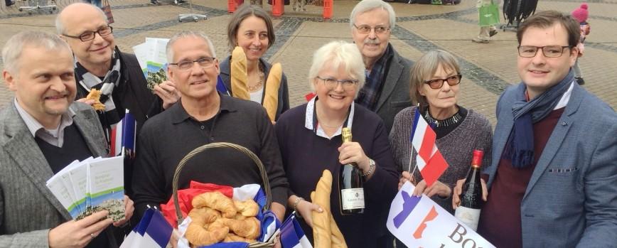 Bonjour la France! - Willkommen Frankreich in Langenfeld