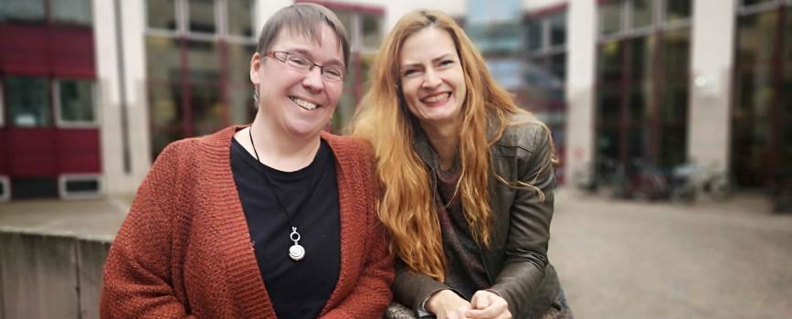 Eva Dämmer und Sandra Abend übernehmen Nachfolge von Monika Doerr