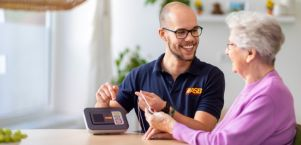 Mit mehr Sicherheit zu Hause leben: Hausnotruf des ASB Kreis Mettmann