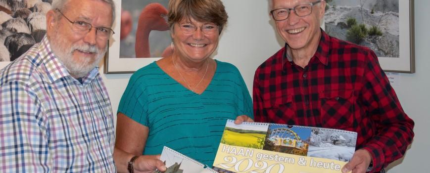 Viele Einblicke und Perspektiven: Der Kalender 2020 der Gartenstadt Haan