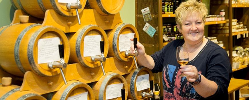 Hildener Fäßchen: Whisky Tasting