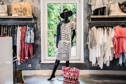 Ladenlokal Hilden die Modeboutique für Fans von Ibiza-Style