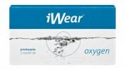 iWear® iWear® oxygen presbyopia N-Typ Monatslinsen Multifokal Sphärisch 6 Stück