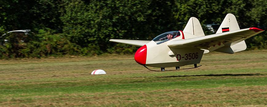 LSG Erbslöh ermöglicht Segelfliegen auch für Piloten mit Handicap