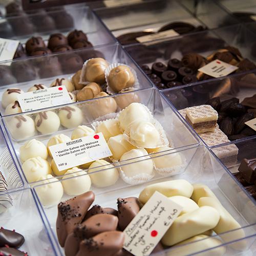 Mayser in Neuss: Die Schokoladenexperten