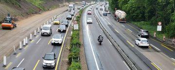 A3 zwischen Opladen und Hilden wird acht-spurig ausgebaut