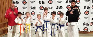 German Open in Hilden: Karate hautnah erleben