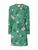 Second Female  Kleid mit floralem Muster - Grün