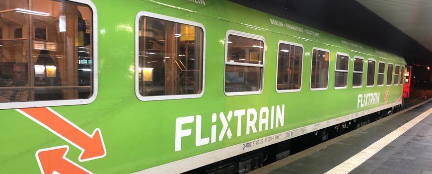 Mit dem Flixtrain nach Hamburg: Wir verlosen 2 Tickets für ein Wochenende