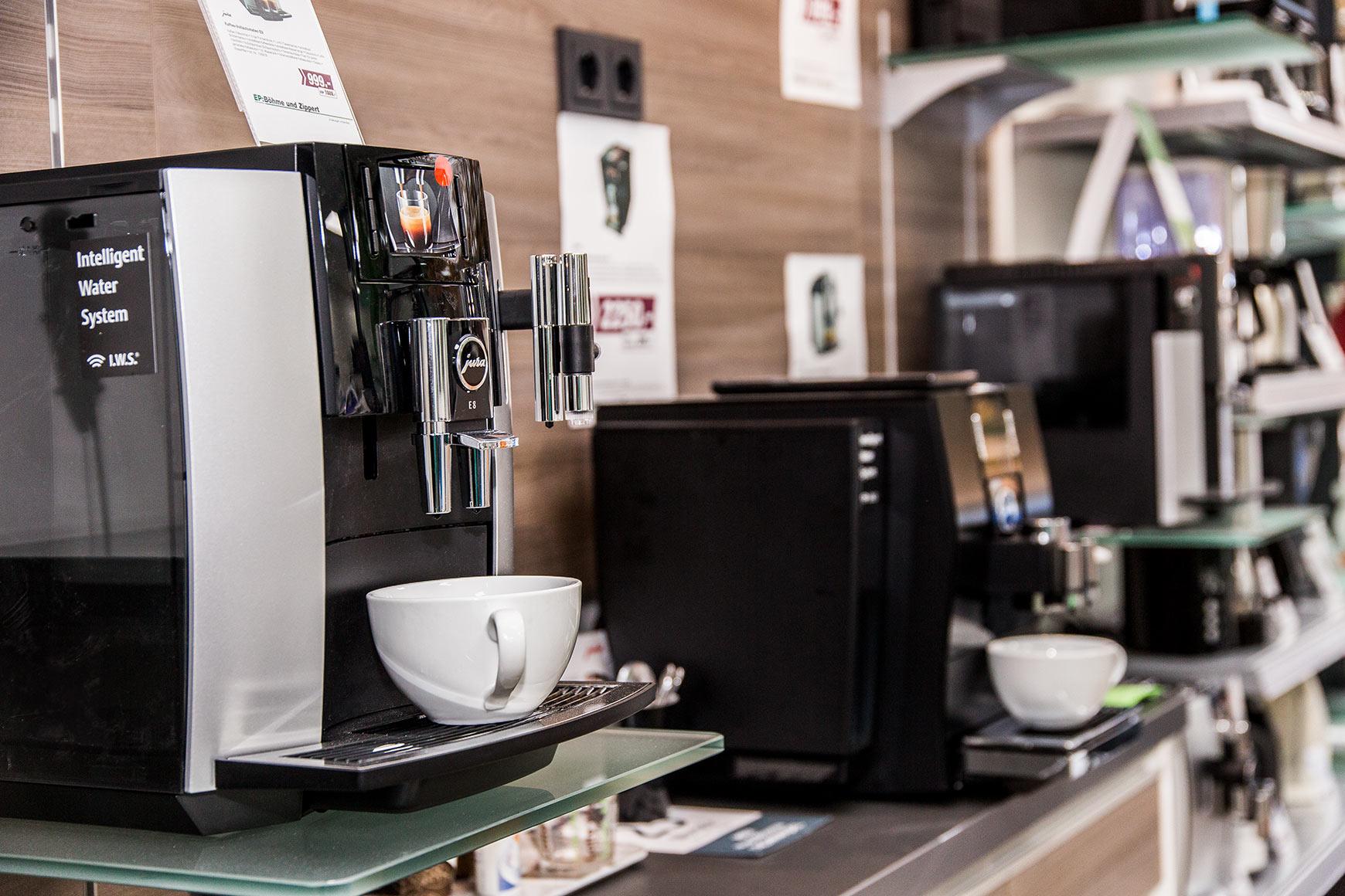 Kaffeevollautomaten in Hilden kaufen