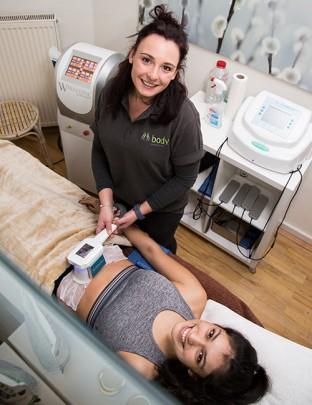 Body Specialist Hilden abnehmen Lasertherapie