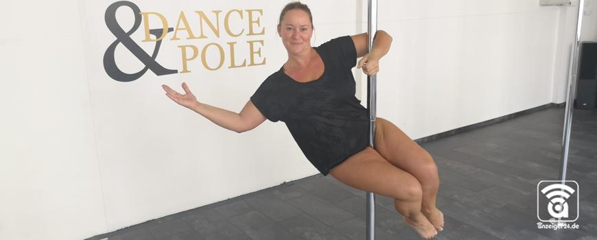 Pole Dance: Ganzkörpertraining an der Stange