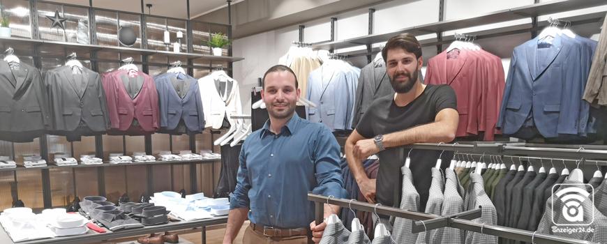 Patrón: Das Modegeschäft für Männer am Warrington-Platz