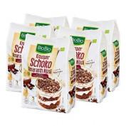 BioBio Knusper Schoko Amaranth Müsli 500 g, 5er Pack