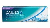 DAILIES® DAILIES® AquaComfort Plus Multifocal Tageslinsen Multifokal Sphärisch 30 Stück