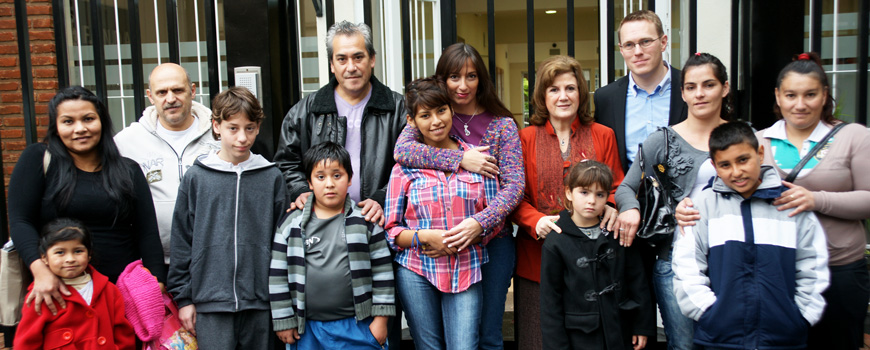 Gebrauchte Hörgeräte für Kinder in Argentinien spenden
