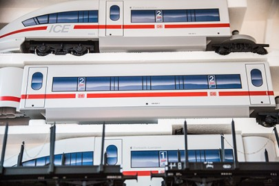 Modellbahn Kramm macht Miniatur-Eisenbahn Träume wahr