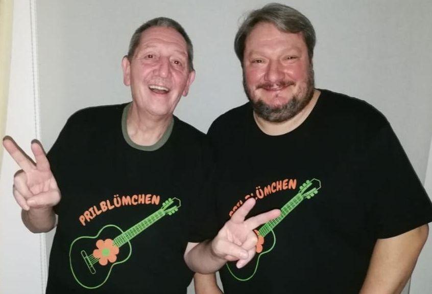 Prilbluemchen-Hilden-Band